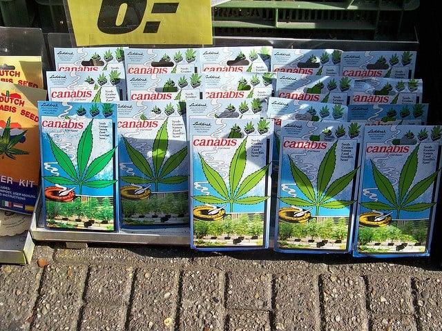 Marijuana Grow Shops