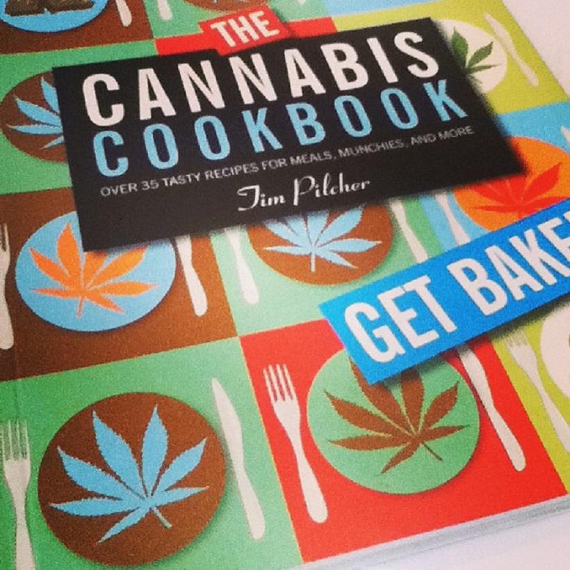 Top Marijuana Books You Must Read. Cookbook.