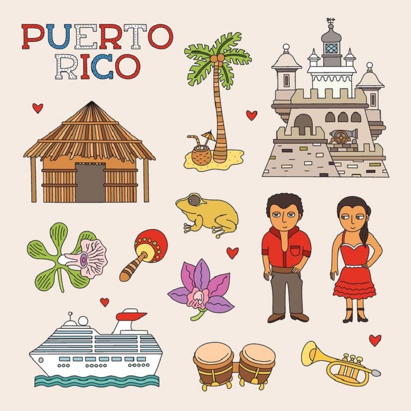 Top cannabis companies. Puerto Rico poster