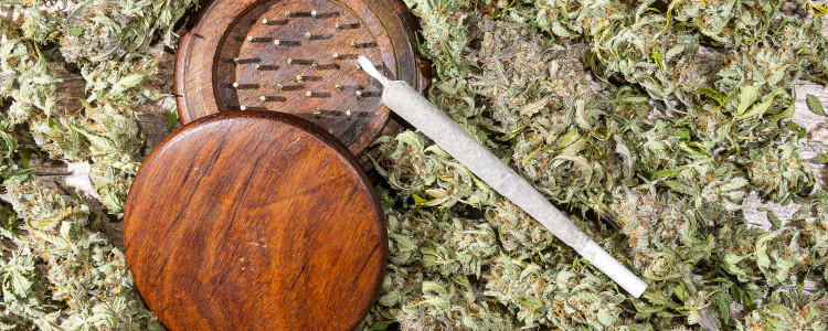 Best Ways To Store A Rolled Cannabis Joint