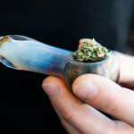 Marijuana high