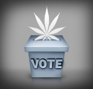 Many states now have legal marijuana