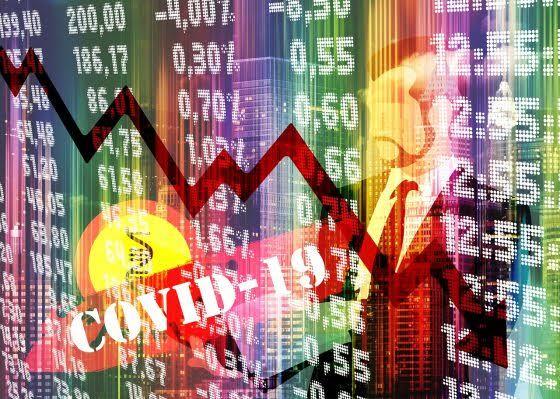 3 cannabis stocks to watch: Buy post corona virus. Stock diagram.