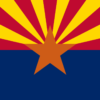 Arizona Dispensary Rules (Updated for 2020). Arizona State flag.