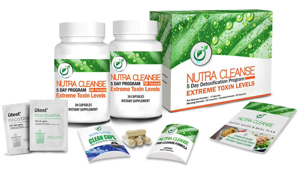 Nutra Cleanse 5 day detox jpg
