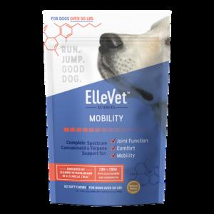 pet relief cbd products ellevet