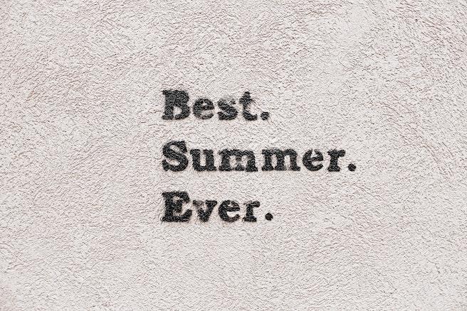 best summer ever written in sand, cannabis summer