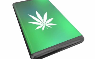 Contactless Transactions for the Cannabis Industry