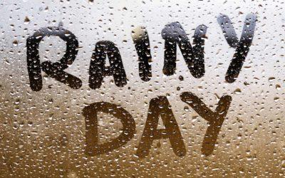 Ideal Marijuana Strains For Rainy Weather