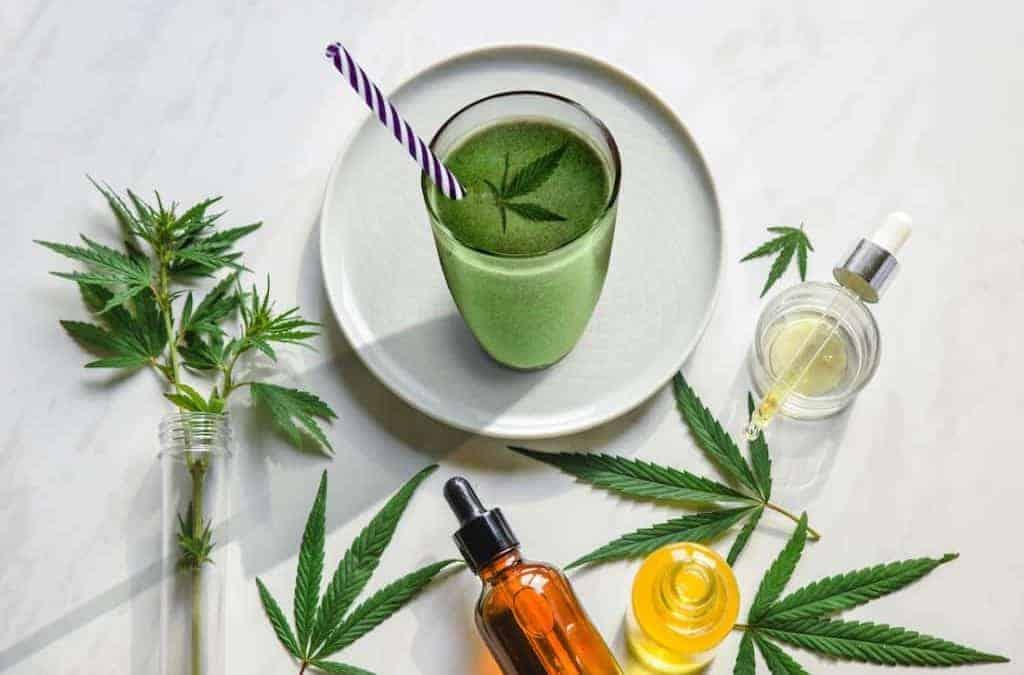 The Best Marijuana Detox Drink