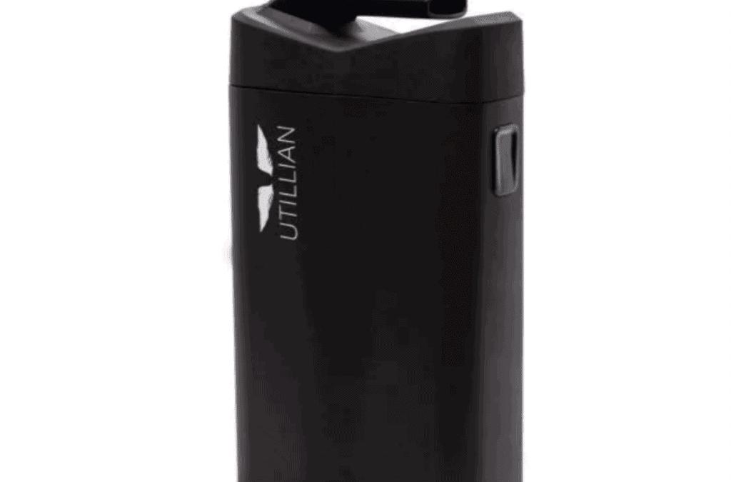 Utillian 722 Portable Vaporizer Review